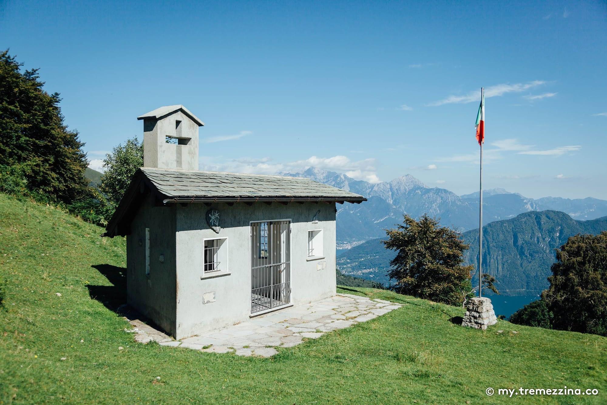 Cappella degli Alpini - Ossuccio