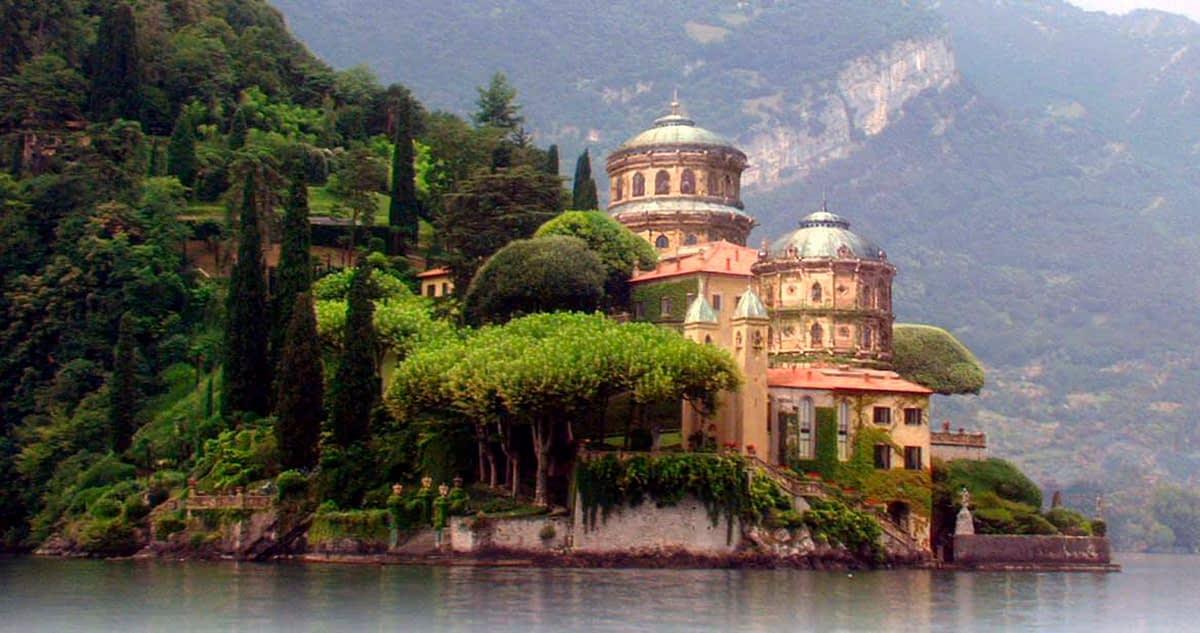 Villa Balbianello - Star Wars