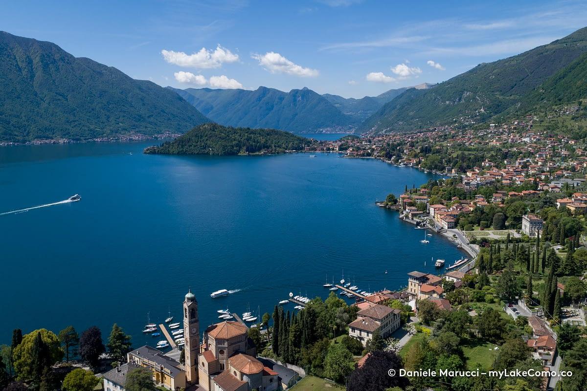 Tremezzina - Drone - Lago di Como