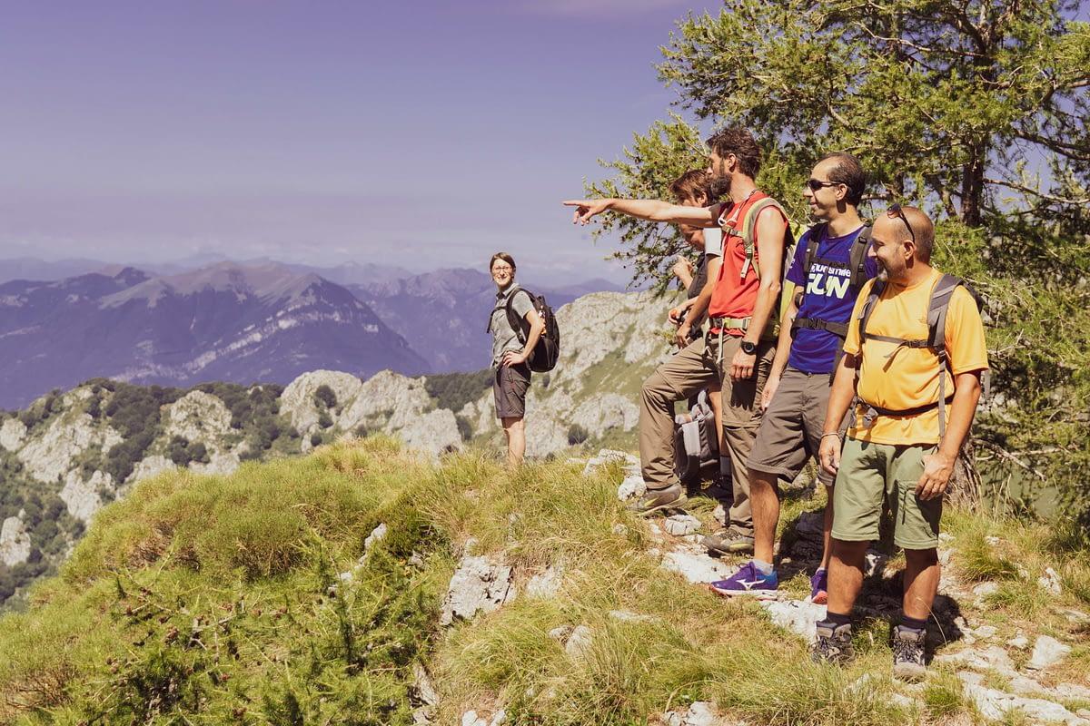 Lake Como Trekking - Federico Piffaretti
