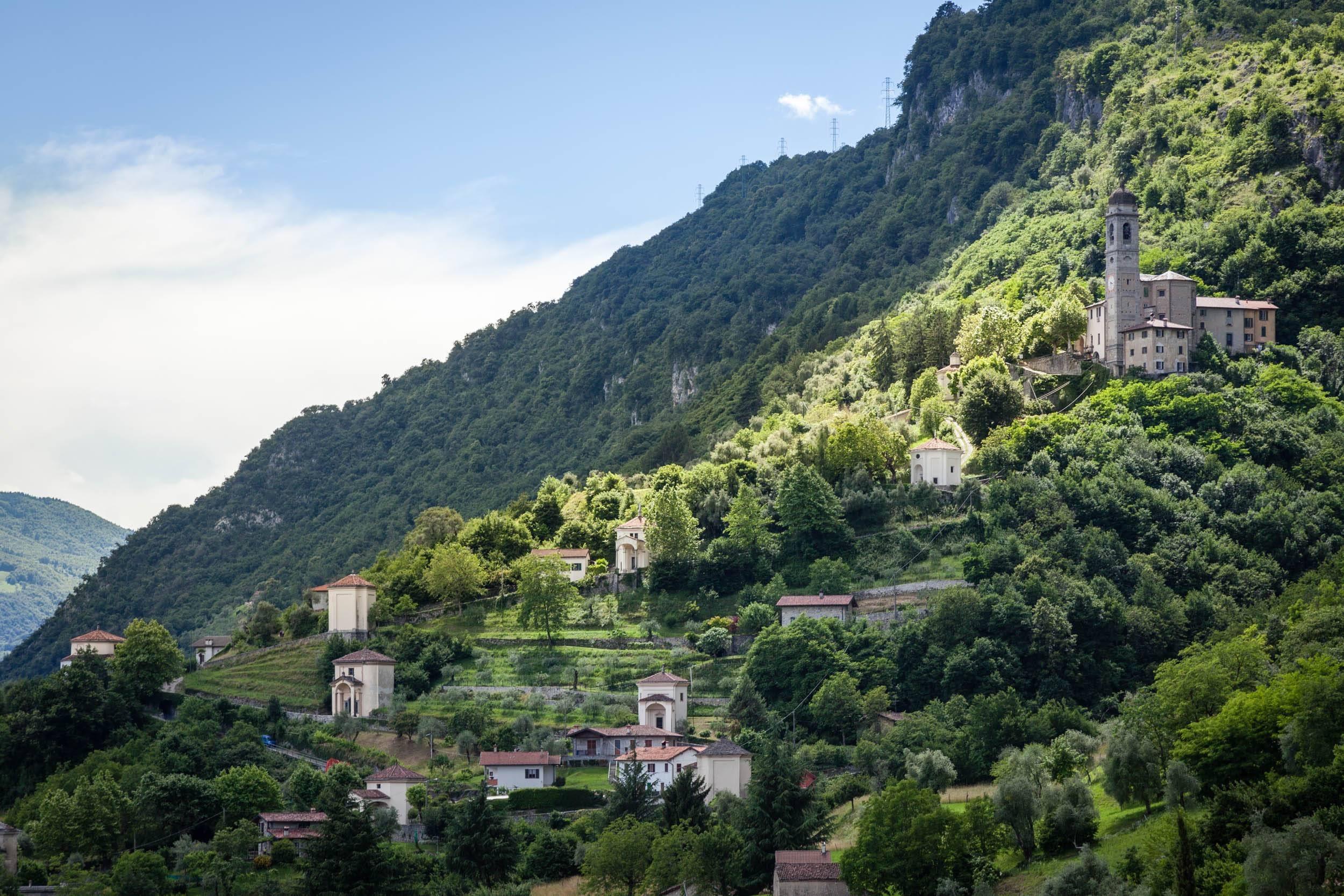Sacro Monte di Ossuccio - Tremezzina